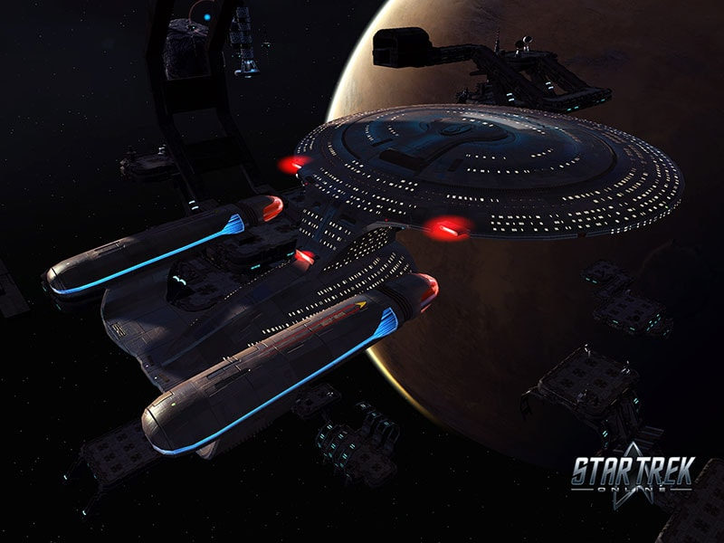 Cómo jugar a Star Trek Online gratis en Mac