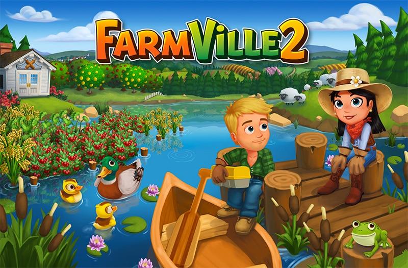 FarmVille 2: Solución de problemas de carga o conexión