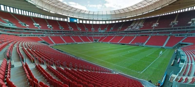 ¿Quieres ver los estadios dónde jugara la selección española de fútbol en el mundial de Brasil 2014?