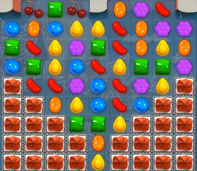 Trucos para superar el nivel 152 de Candy Crush Saga