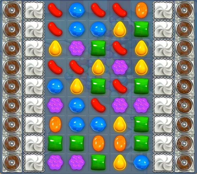 Cómo pasar el nivel 169 de Candy Crush Saga