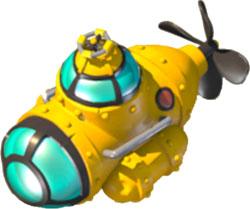 submarino boom beach