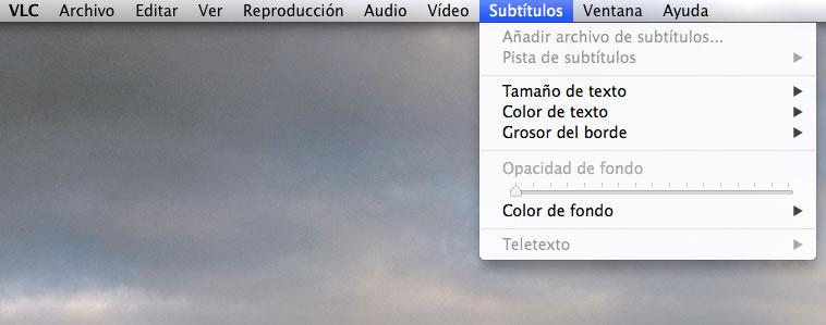 Cómo añadir subtítulos a un vídeo en VLC