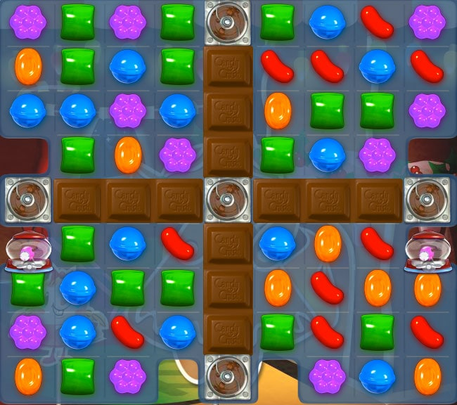 Cómo superar el nivel 266 de Candy Crush Saga