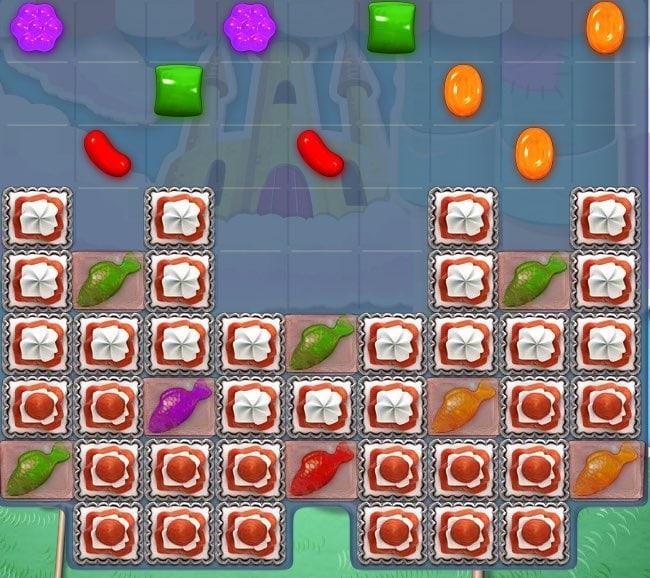 Trucos para superar el nivel 290 de Candy Crush Saga