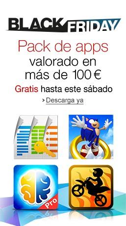 Especial Black Friday: 40 aplicaciones Android totalmente gratis en Amazon España