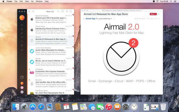 AirMail 2.0 (8.99 euros)