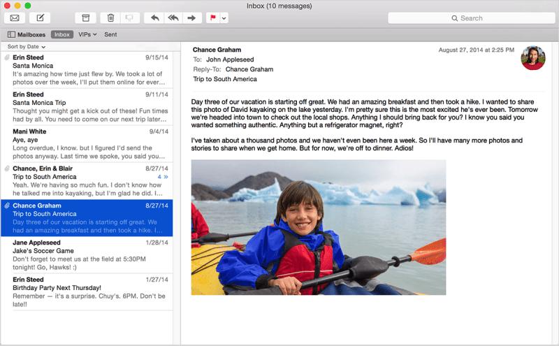 mail mac