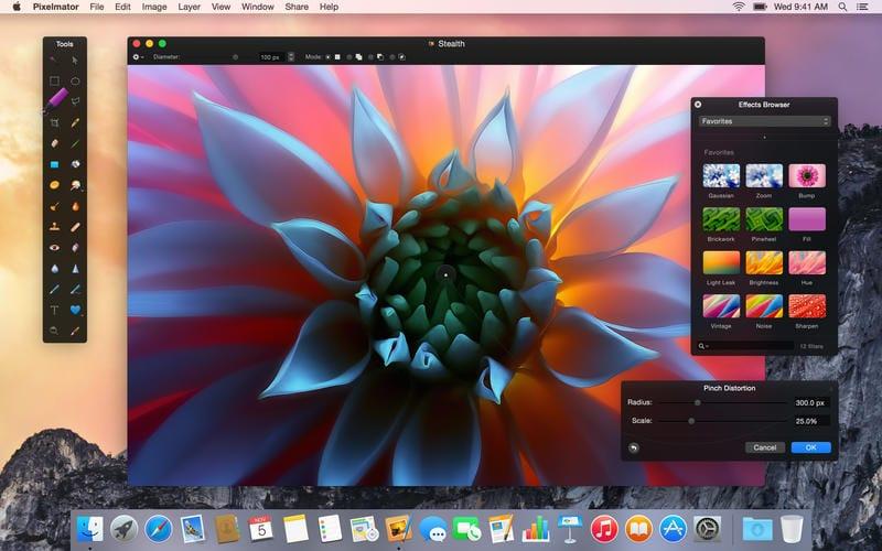 Las mejores aplicaciones para MacOS: Fotografía e imágenes