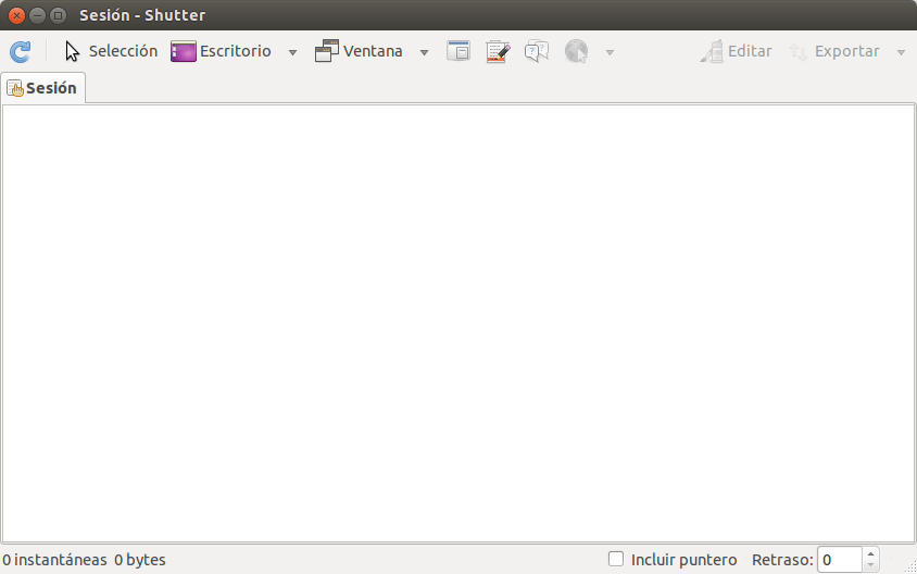 shutter linux