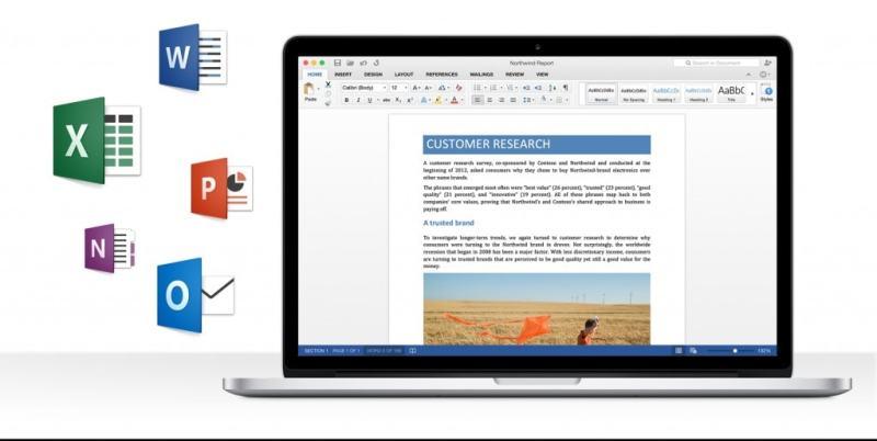 Descarga Office 2016 para Mac gratis