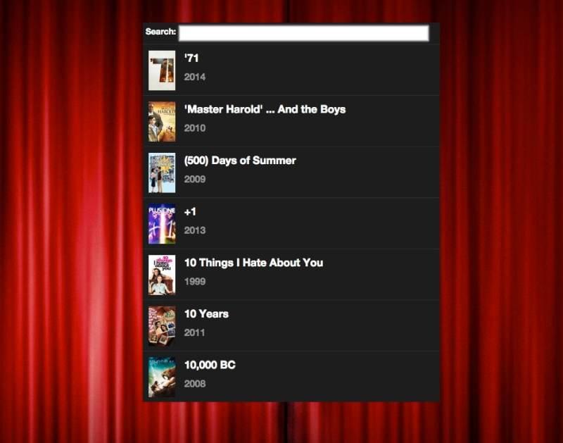 """Cómo ver películas online directamente desde tu navegador con """"Popcorn Time In Your Browser"""""""
