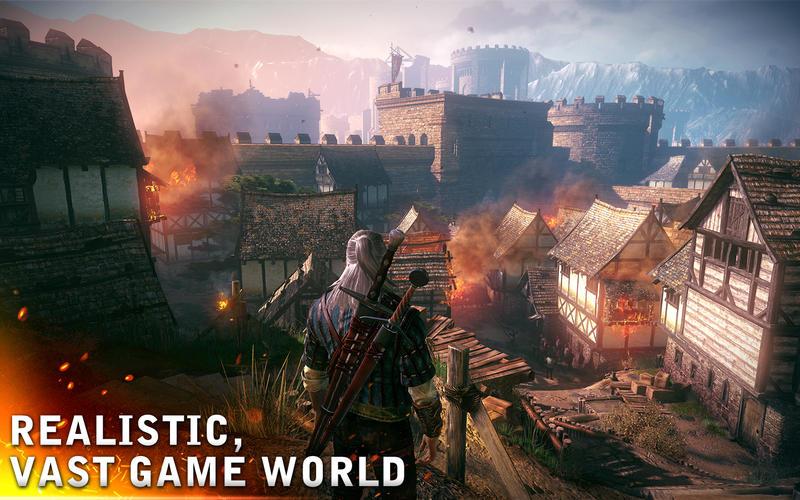 Los 4 mejores juegos de rol que vas a encontrar en la Mac App Store: The Witcher 2