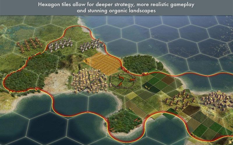 Los mejores juegos de estrategia de la Mac App Store : Civilization V