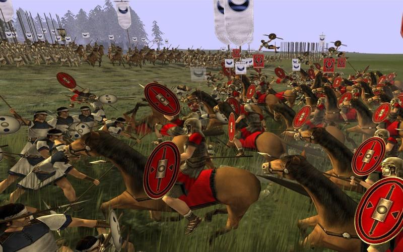 Los mejores juegos de estrategia de la Mac App Store : Rome Total War