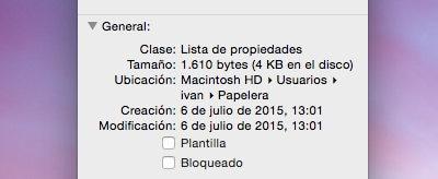 Cómo borrar archivos bloqueados en un Mac