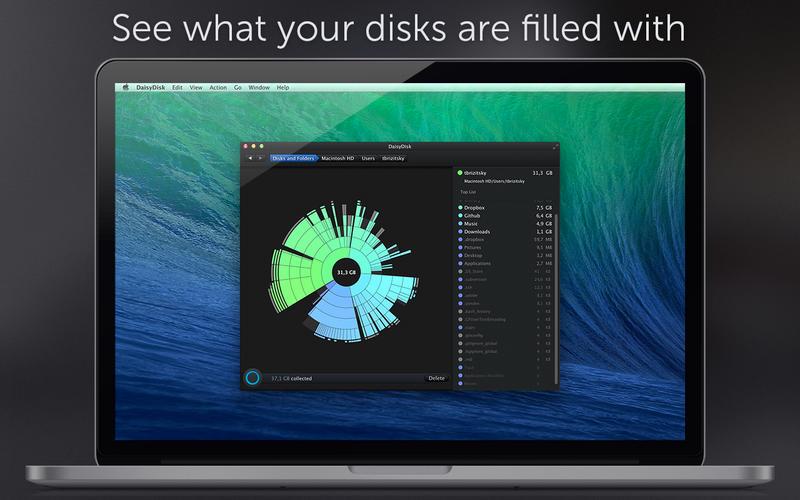 daisy disk app mac: como limpiar tu mac