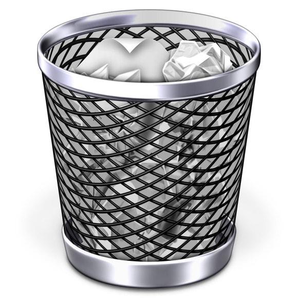 Cómo recuperar archivos enviados a la papelera en un Mac
