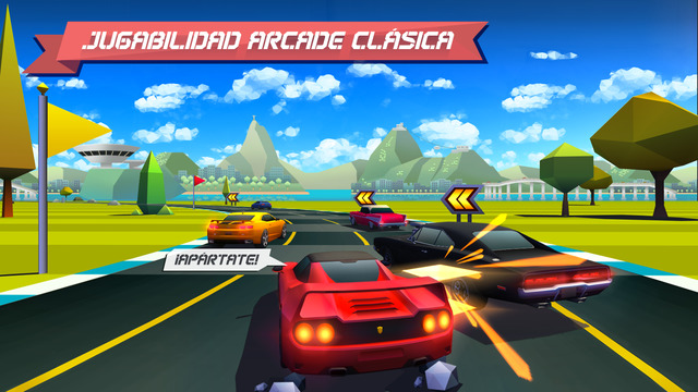 Horizon Chase World Tour – Juego para iPhone, iPad – Opinión