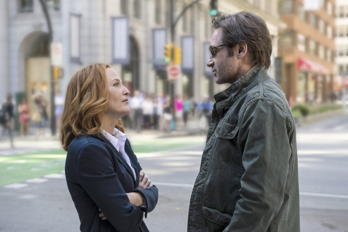 "Primer trailer de la nueva mini serie de ""X-Files"" (Expediente X)"