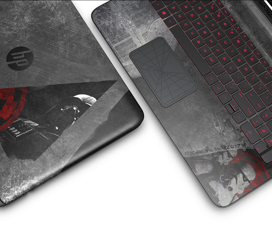 HP Star Wars Special Edition Notebook, el ordenador portatil de Star wars