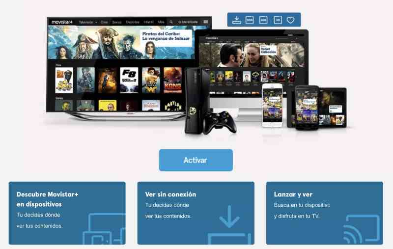 Movistar Plus: Opinión sobre este servicio de streaming