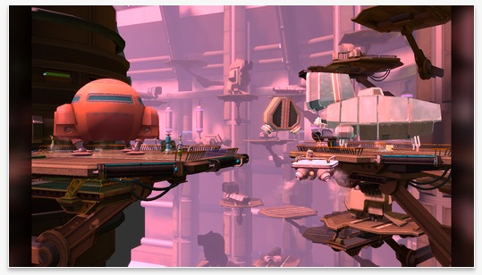 Tales From Deep Space Por Amazon Game Studios