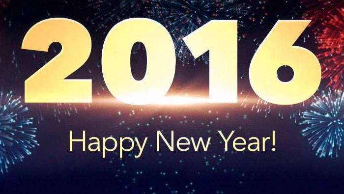 3 deseos (Geek) y propósitos de año nuevo para 2016