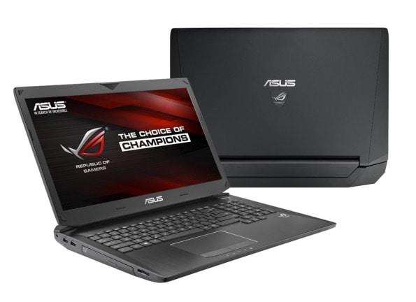 """ASUS ROG G750JZ-T4159H - Portátil Gaming de 17.3"""""""