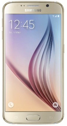 Samsung Galaxy S6 – Smartphone Android