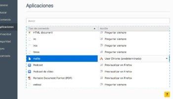 Cómo conseguir que Gmail sea el gestor de correo predeterminado en Chrome, Safari y Firefox en Mac OS X