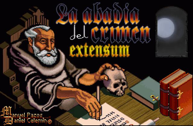 """¿No has descargado el juego """"La abadía del crimen""""?"""