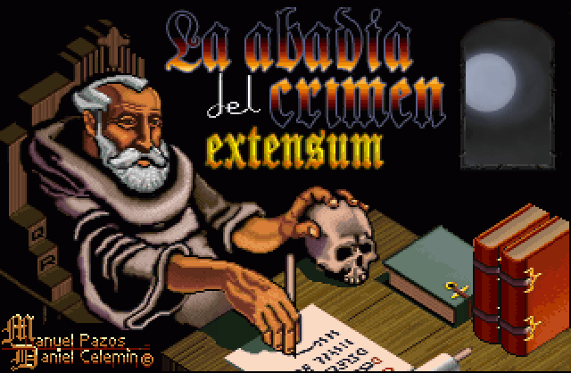 """La Abadía del Crimen Extensum: un remake de """"La abadía del crimen"""""""