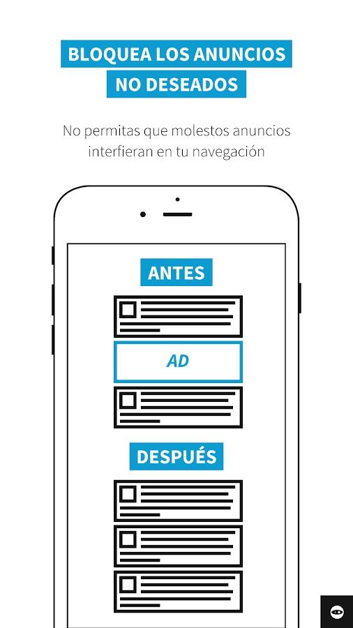 Adblock Browser para Android