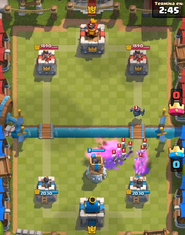 batalla-clash-royale