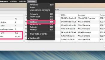explorar tu red WIFI en un Mac
