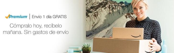 Amazon Premium España o cómo ahorrar en gastos de envío