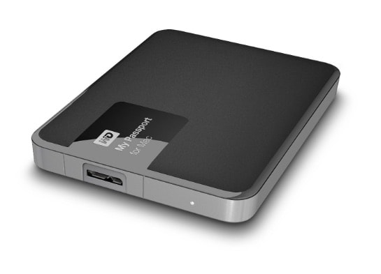 WD My Passport for Mac, un disco duro externo portátil de 3 TB