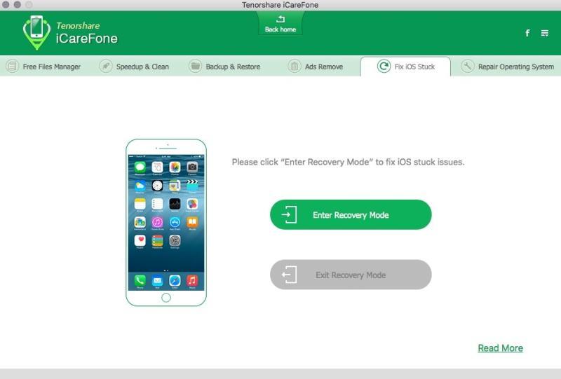 iCareFone (iPhone Care Pro): un excelente programa para reparar, limpiar y gestionar tu iPhone, iPad o iPod