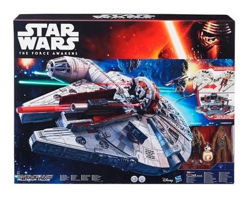 Star Wars - Halcón milenario electrónico
