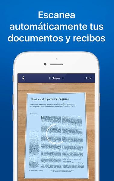 Scanner Pro 7 - Escáner PDF de documentos con OCR