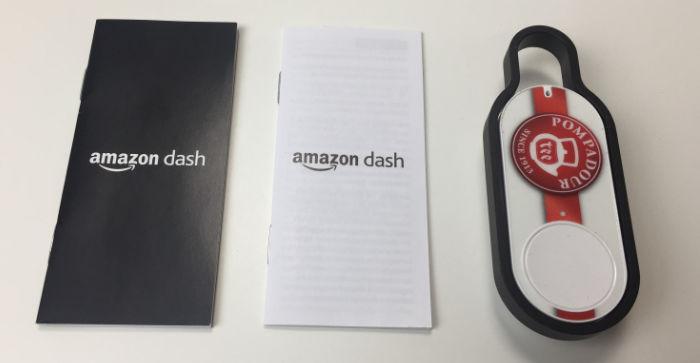 Dash Button: Diseño y características