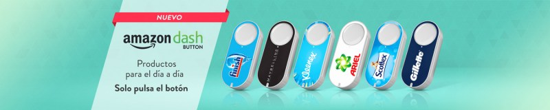 Dash Button disponible en Amazon España: ya puedes pedir preservativos con solo pulsar un botón en tu casa