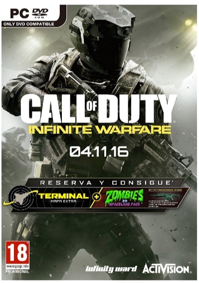 Call Of Duty: Infinite Warfare - Standard Edition