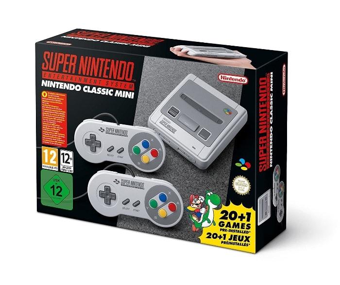 Super Nintendo - Consola SUPER NES Classic Mini