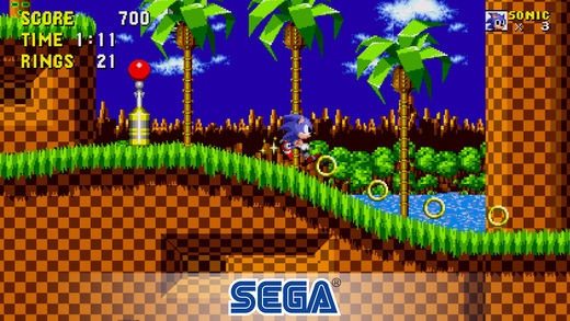 Sonic the Hedgehog™ Classic Por SEGA