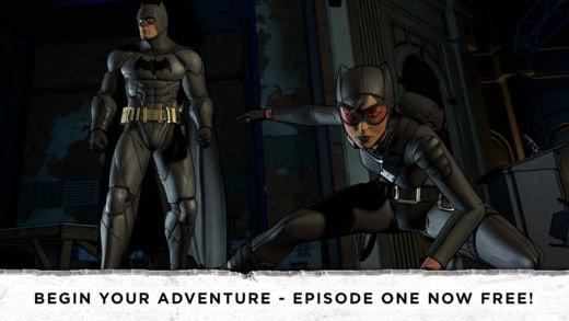 Batman - The Telltale Series