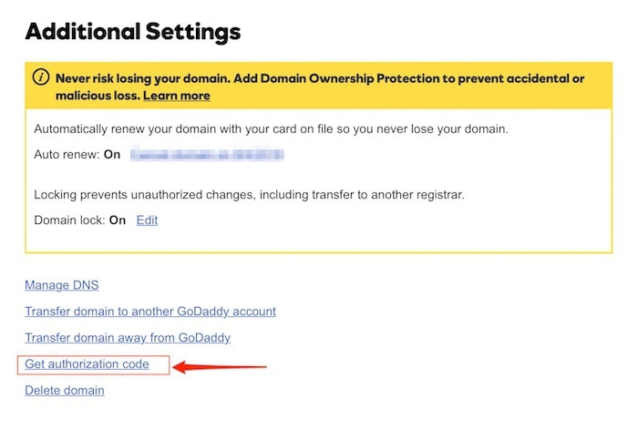 transferencia dominios Godaddy a namecheap