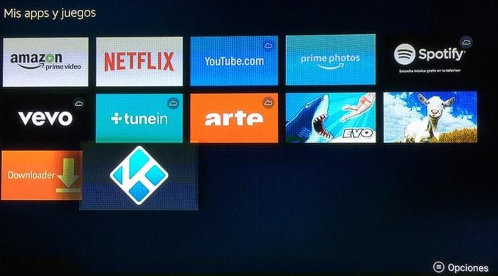 C 243 Mo Instalar Kodi En El Fire Tv Stick Basic Edition De Amazon