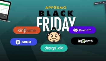 appsumo Black Friday 2017
